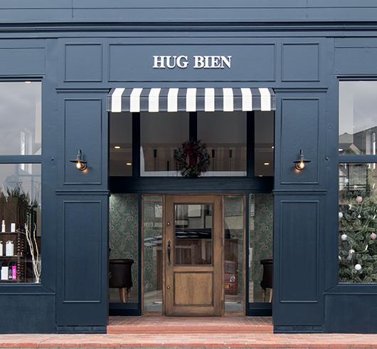 美容室HUG BIEN