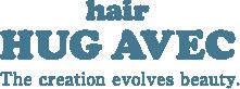 HUG AVEC logo